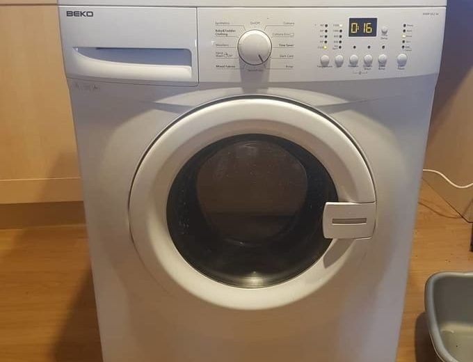Comment déplacer une machine à laver seul ?