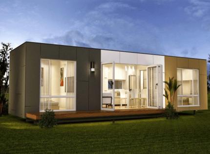 La maison en container séduit de plus en plus d'acheteurs